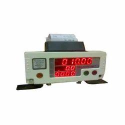 Printing Fare Meter