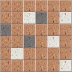 Porcelain Matt Ceramic Wall Tile, Thickness: 5-10 mm
