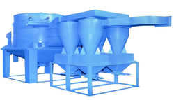 KAILASH INDUSTRIES Capacitor Metal Coating Booth