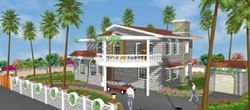Home Building Construction Project