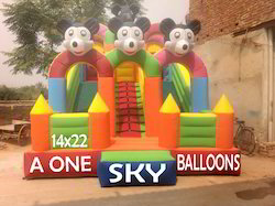 Customized Inflatable Jumping Bounce