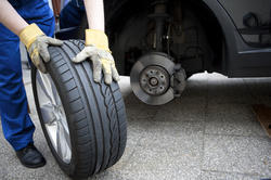 Tyre Fitting Servicing