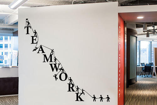 Office Wall Sticker At Rs 499 Piece