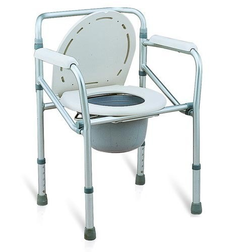 Portable Commode Chair कमोड कुर्सी Laxmi Industries