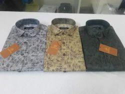 Cotton / Linen Men Shirts