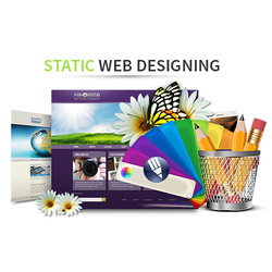 Static Website Designing Service