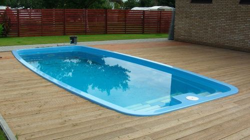 Fiberglass Swimming Pool | Aquatic Swimming Pools Private ...