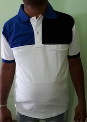 Collar Neck T Shirt