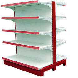 Super Market Rack Two Side