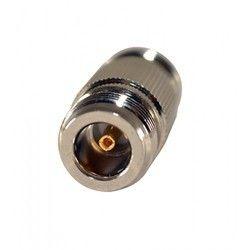 N (F) to N (F) RF Adapter