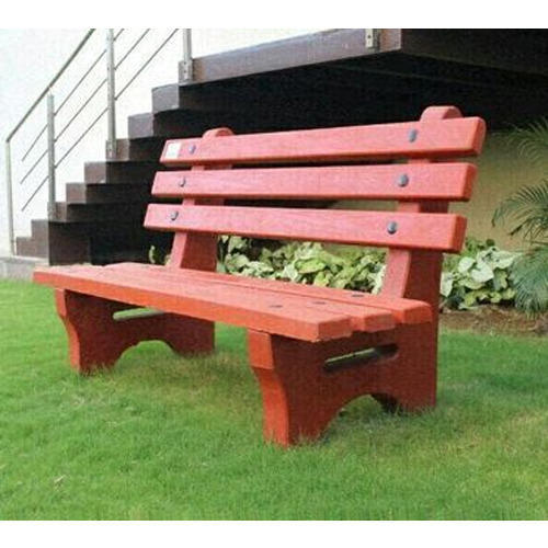 Delightful RCC Garden Bench