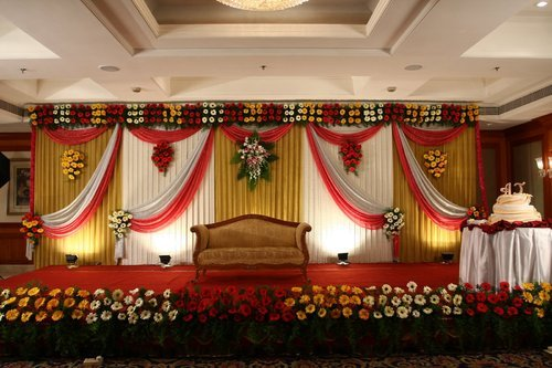 Wedding Stage Decoration And Mandap Decoration Service Provider