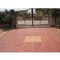 Tiles And Stone Work - Floor Tile Work Manufacturer from New