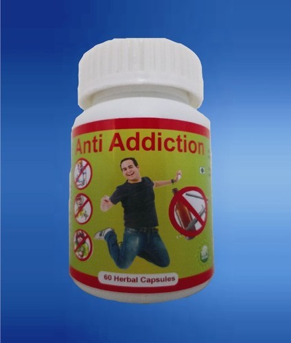 Anti Addiction Capsules
