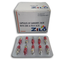 ZILO (Carbonyl Iron, Zinc Sulphate Monohydrate And Folic Acid Capsules)