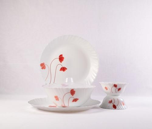 dinner sets for 6. aphrodite 6 pcs dinner set sets for