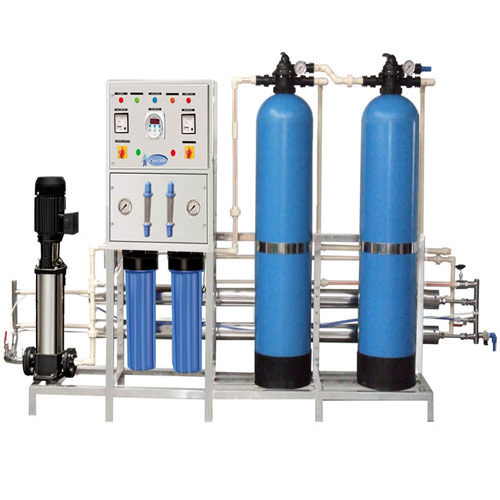 Automatic RO Plant, Number of Filtration Passes: 3, Industrial RO Plant