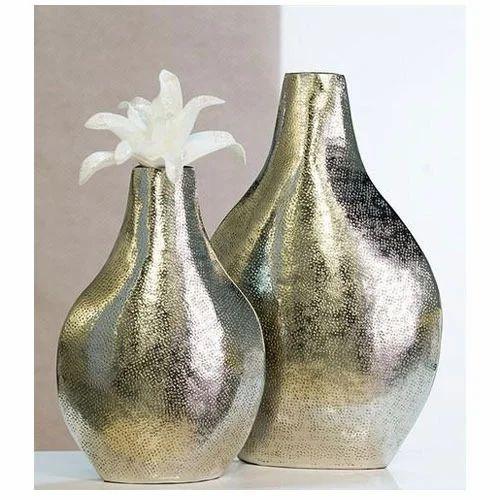 Designer Aluminium Flower Vase At Rs 750 Piece Aluminium Phooldan