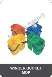 Wringer Bucket Mop