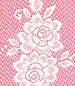 Floral Work Fabric