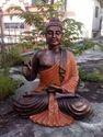 Purva Copper Buddha Statue
