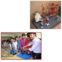 Engineering Models for Science Exhibition