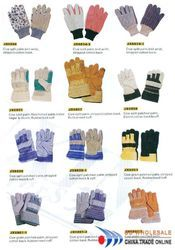 Leather-safety-gloves-