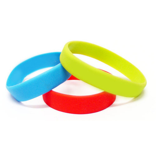 own your silicon bracelets bands silicone rubber customize printed category wristbands and image