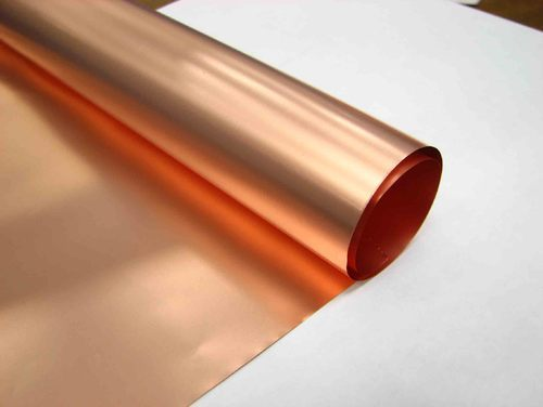 Copper Foil at Rs 410/kilogram | कॉपर फॉइल, ताम्बे ...