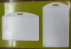 HIPS Sticker Card Holder Single Side
