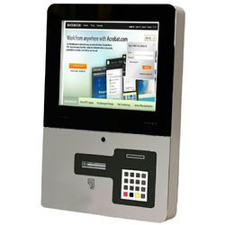Self Ordering Payment System Wall Display Kiosk