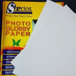 Photo Glossy Paper A4/180GSM (Pack Of 40), Rs 65 /packet