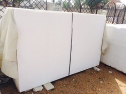 Indian White Base Marble