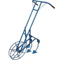 Wheel Hoe Weeder With Attachment