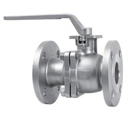 Cast Steel Ball Valve Flange End