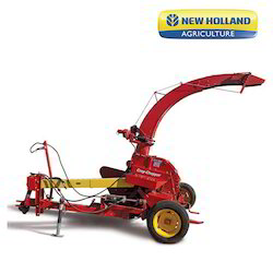 New Holland FP230 Pull Type Forage Harvester