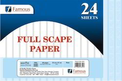 Full Scape Paper