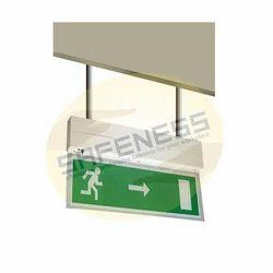 Hospital Exit Lights