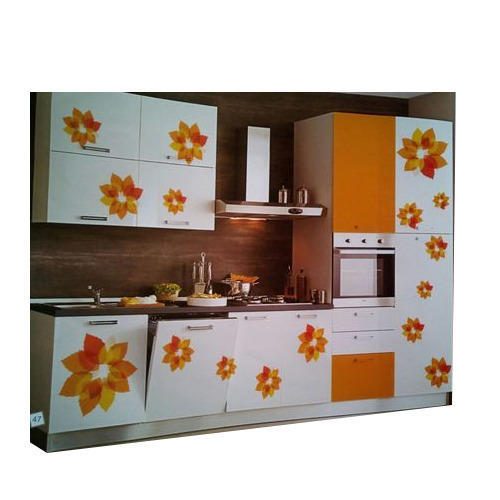 Aluminium Modular Kitchen At Rs 1100 Square Feet: Modular Kitchen Set, Telescopic Channel, Rs 1100 /square