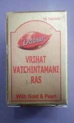 Vrihat Vatchintamani Ras Tablet