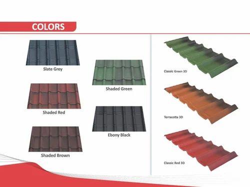 Onduvilla Light Weight Roofing Tile Onduline Bengaluru
