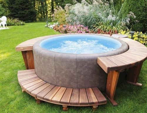 softub tub learn express starts more sustainability soft beautiful setting with