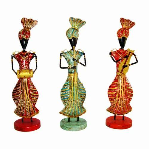 Musician Wood And Modern Art Manufacturer Rajasthan Handicrafts