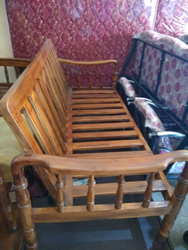 Wooden Carved Sofa Set In Chennai Tamil Nadu Wooden
