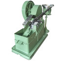 Semi Automatic Thread Rolling Machine