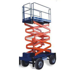 Electric Scissors Lift Rental