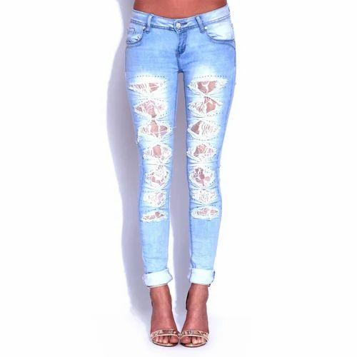 Rugged Women Jeans