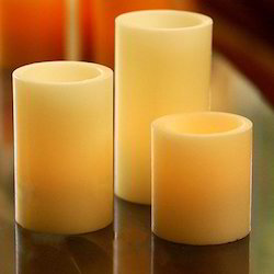 Pillar Hollow Candles