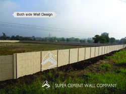 RCC Folding Wall Compound