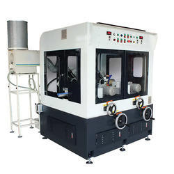 Round Bar Polishing Machine